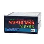 MP10DWH. Size 48x96 DC 4 1/2Digital Microproccessor, WATT-HOUR METER, 1P2W, 3P3W, 3P4W