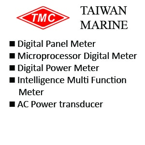 Taiwan Marine Digital Panel Meter - Microprocessor Digital Meter - Digital Power Meter - Intelligence Multi Function Meter - AC Power transducer