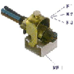 Screw Clamp Terminals 2.5~16mm2
