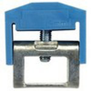 Clamping Yoke for Busbar with insulation Type: BIK